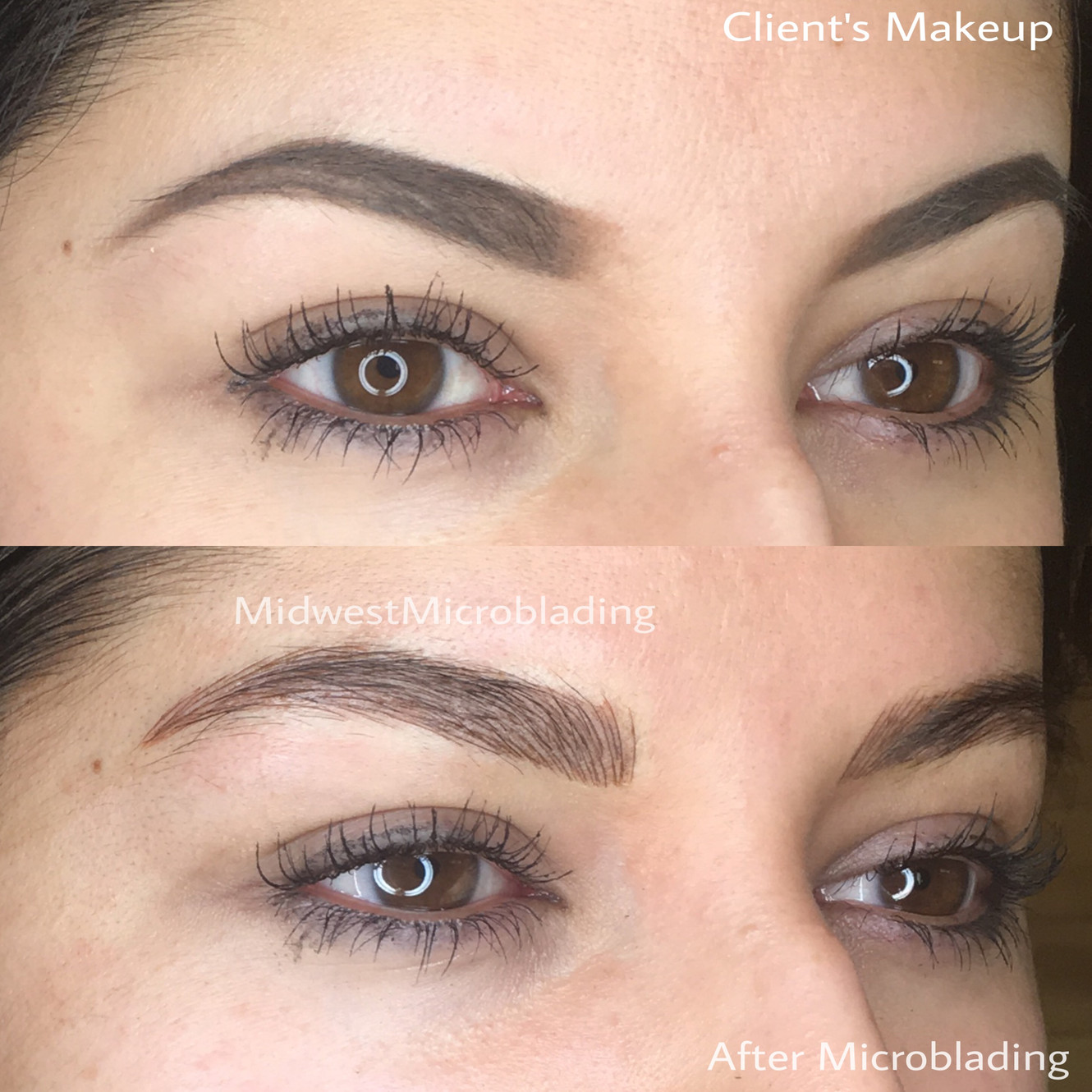 Microblading Lightening & Removal | Chicagoland