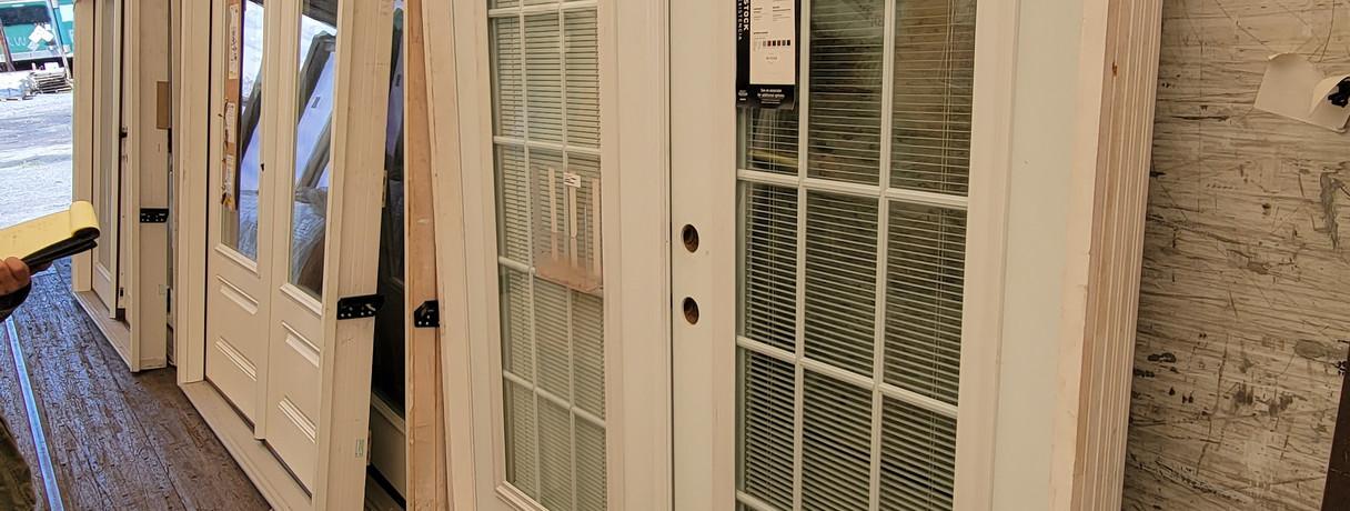NEW* French Doors