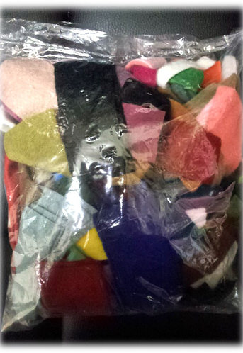 Felt Collage Pack shipley haberdashery & crafts west yorkshire online