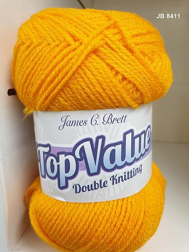 James C Brett top value DK Amber shipley haberdashery & crafts ltd online yorkshire UK