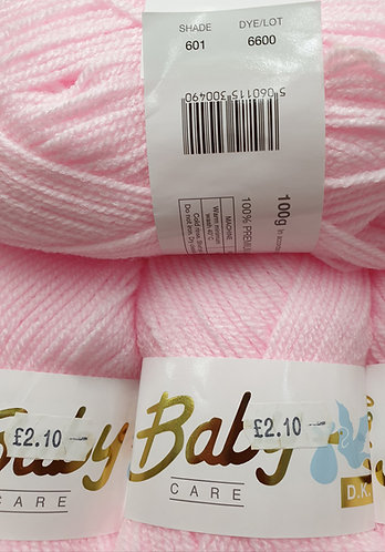 Woolcraft Baby care DK Acrylic shipleyhaberdashery & Crafts ltd yorkshire UK