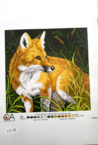 embroidery cross stitch fox shipley haberdashery & crafts ltd shipley west yorkshire online uk