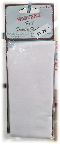 Trouser pocket replacement sew in shipley haberdashery & crafts west yorkshire online