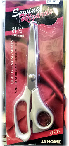 Janome pinking shears  shipley haberdashery & crafts west yorkshire online