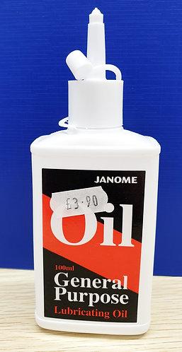 Janome Machine oil Shipley Haberdashery online shipley west yorkshire uk