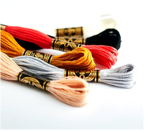 DMC stranded cotton embroidery threads shipley haberdashery & crafts west yorkshire online