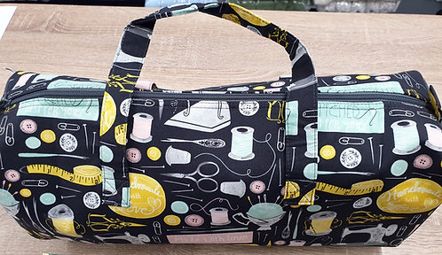 sewing knitting bag shipley haberdashery & crafts online uk front and handle