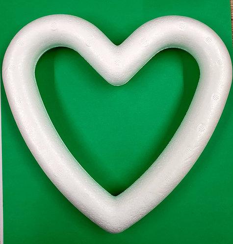poly heart shap shipleyhaberdashery and crafts online west yorkshire uk