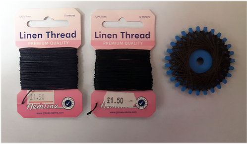 Strong linen thread shipley haberdashery & crafts west yorkshire online