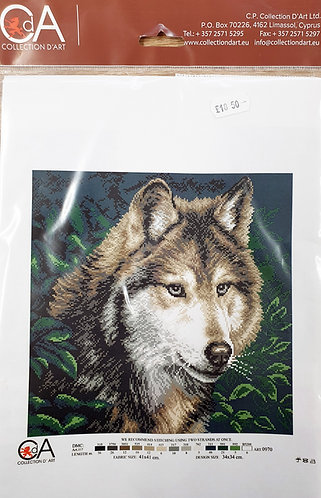 Embroidery cross stitch wolf shipley haberdashery & crafts ltd online shipley west yorkshire uk