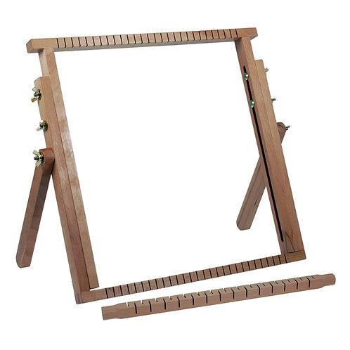 Beech ExtendableWeaving Frame Handloom weave Shipley Haberdashery & crafts online West Yorkshire