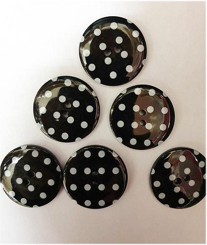 polkadot buttons shipley haberdashery west yorkshire