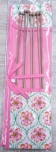 bamboo knitting needle set shipley haberdashery and crafts online shipley west yorks uk