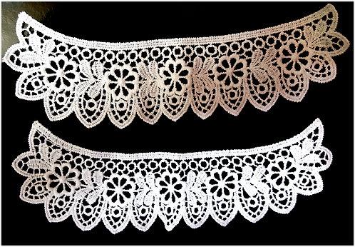 dress lace colour fashion