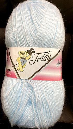 3 ply knitting yarn shipley haberdashery baby blue