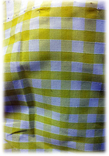 Gingham Poly Cotton 6 Colours yellow shipley haberdashery & crafts west yorkshire online