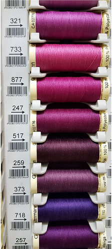 Gutermann sew all cotton shipley haberdashery & crafts west yorkshire online