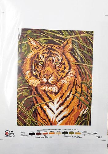 Embroidery cross stitch tiger shipley haberdashery & crafts ltd shipley west yorkshire online uk