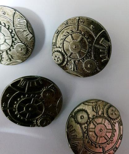 Steampunk buttons shipley haberdashery uk online