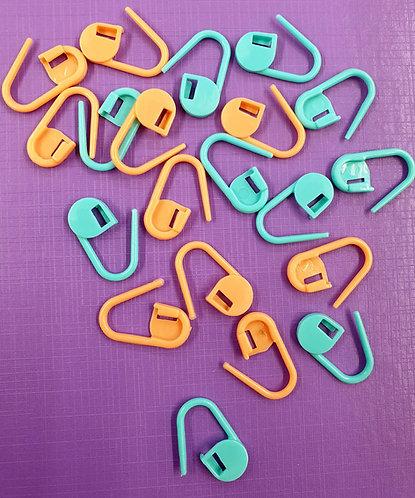 Knitting Crochet Stitch Markers Shipley Haberdashery & Crafts online shipley west yorkshire uk