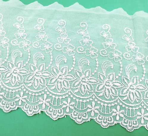Lace 130 mm Wide