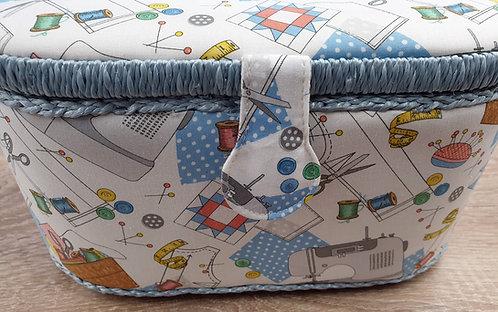 Quality large sewing box shipley haberdashery & crafts ltd west yorkshire uk online