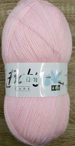 Woolcraft baby 4 ply shipley haberdashery & crafts online west yorkshire uk pink