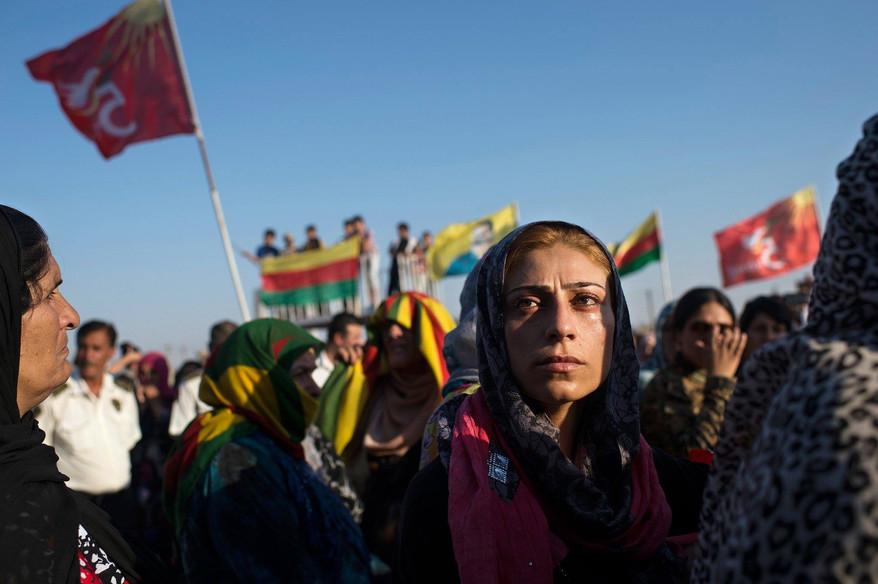 NON C'È SOLO DISTRUZIONE IN SIRIA: l'esperienza di un giovane studente italiano in Rojava