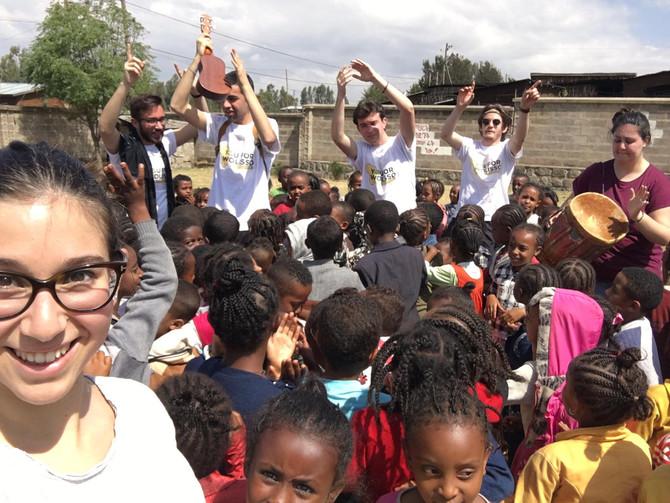 """L'esperienza di Maria Cristina in Etiopia con Leo Club: partire e tornare con """"occhi"""""""