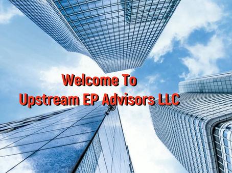 Merry Christmas:                            Upstream EP Advisors LLC.