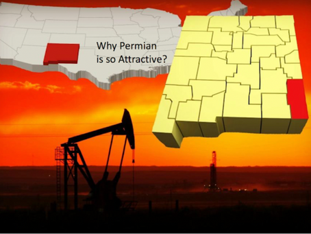 Why Permian is So attractive?