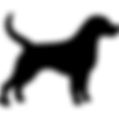 sticker-ardoise-silhouette-chien-ambianc