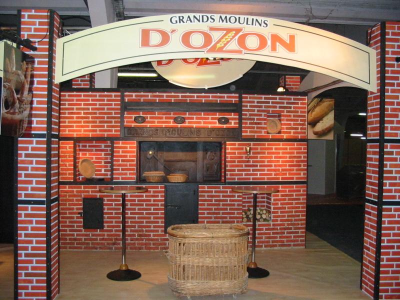 Grands Moulins d'Ozon