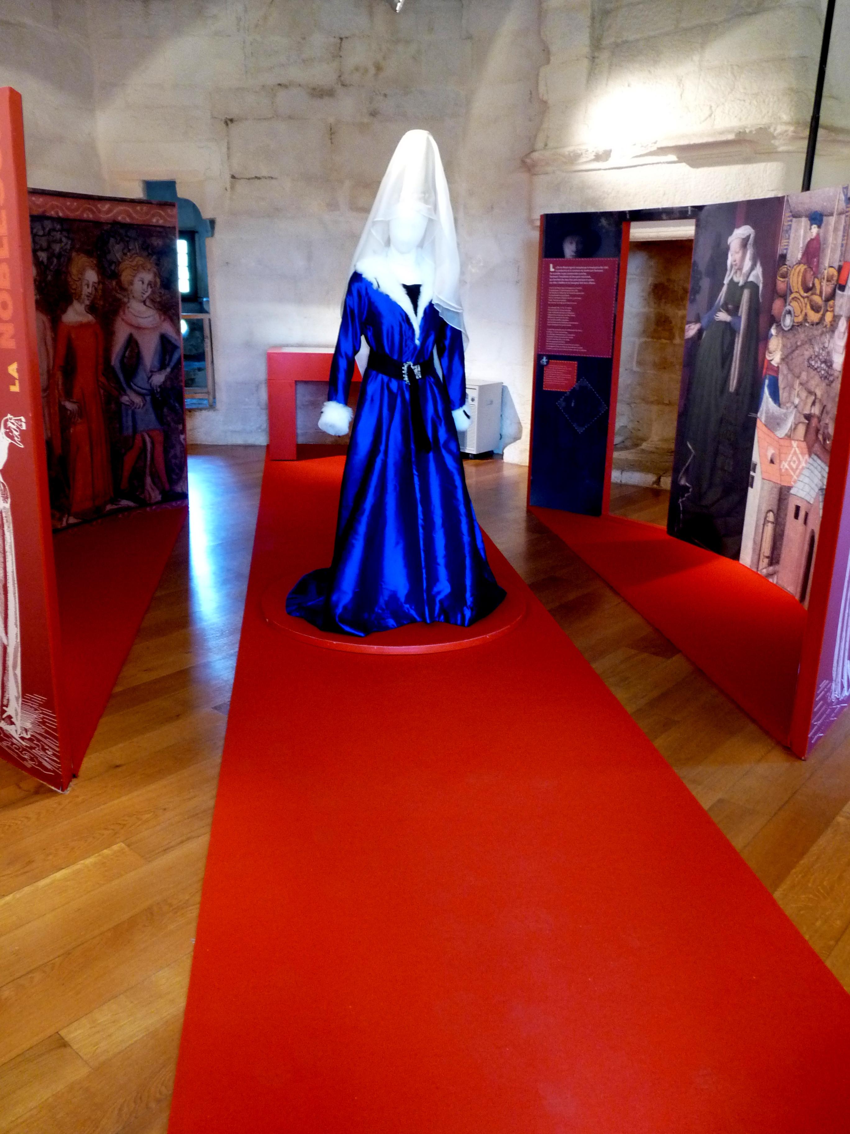 la mode à la fin du Moyen-Âge
