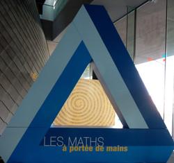 les Maths à portée de mains
