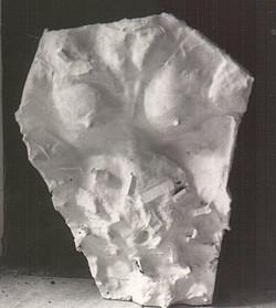 Sculpture plâtre