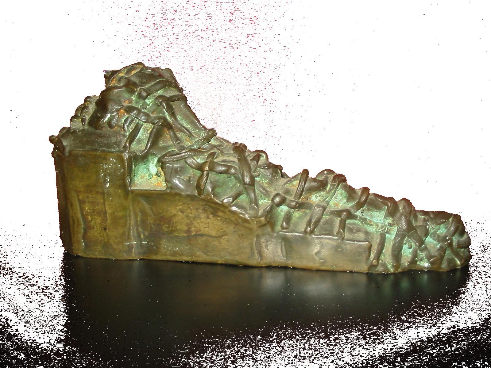 Chaussure - Bronze