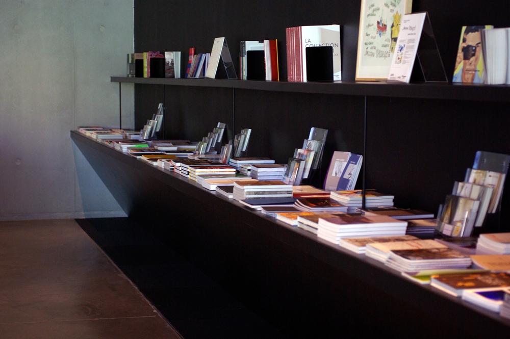 Librairie Frac Bretagne