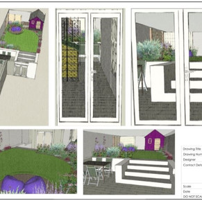 Small garden 3Ds