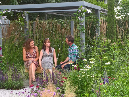 The BBC visits the Secured by Design Garden