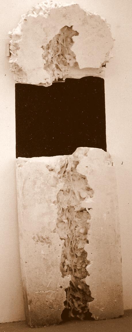La Pierre - Plâtre, peinture