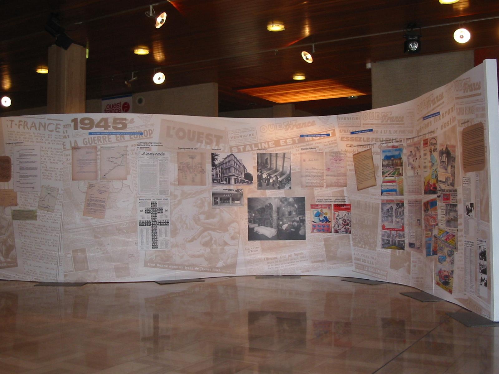 60 ans Ouest-France