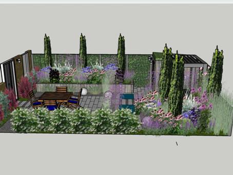 Hampton Court Show Garden Announced