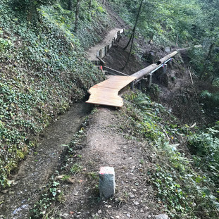 Umgehung kleines Aquädukt