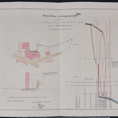 1886 Obere Mühle - Studie