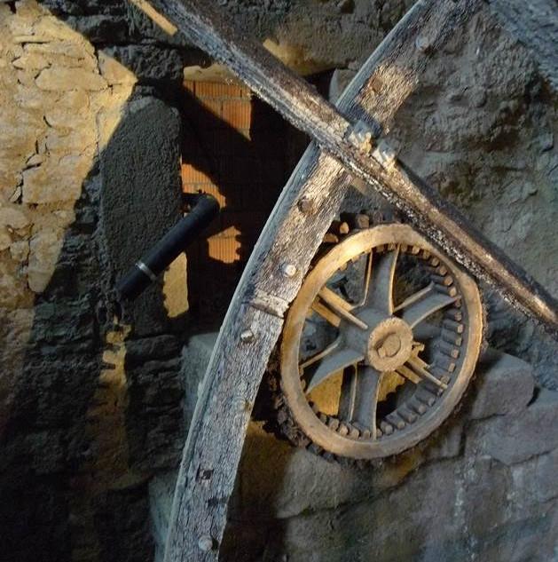 2011 - Abgang Mühlenantrieb
