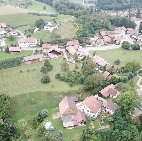 Hist. Dorfzone Böttstein