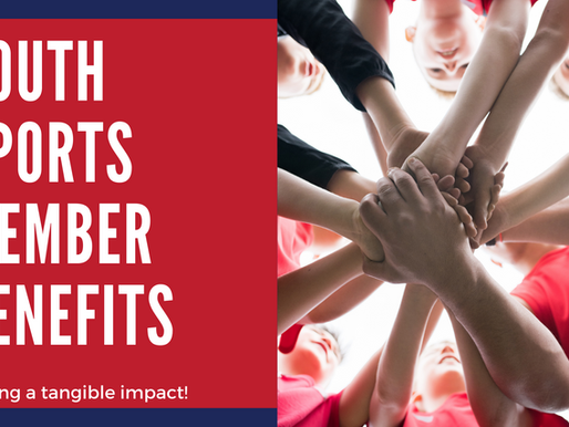 Member Benefits for Youth Sports