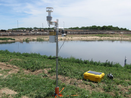Whole-Pond Seepage Testing Using The Overnight Water Balance Test Method