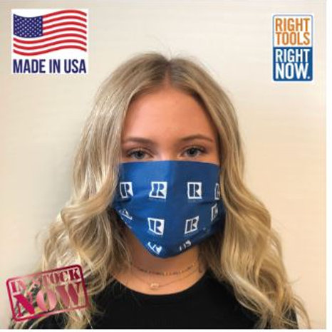 Microfiber Face Mask with the REALTOR Logo